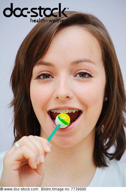 Symbolbild Süßigkeiten, Lutscher