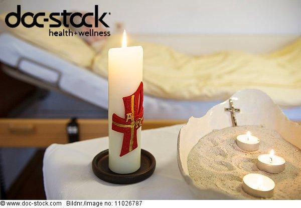 Palliativpflege in nursing home