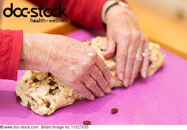 Baking in nursing home