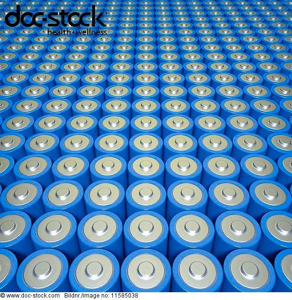 Alternative Energie,Alternativenergie,Angriff,Arbeitswelt,Batterie,blau
