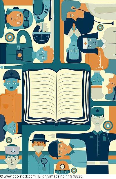Amerika,Anleitung,arbeiten,Arbeitsmarkt,Arbeitsvermittlung,Arbeitswelt