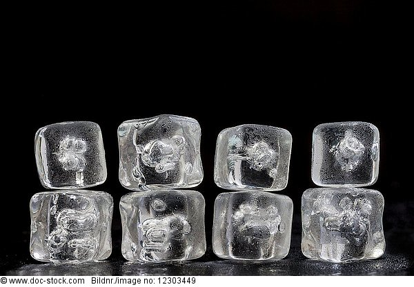 Eis,Eiswürfel,Form,Frost,Hintergrund,klar